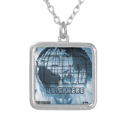 New York City Unisphere Globe Custom Jewelry
