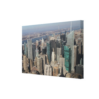 New York City USA Gallery Wrapped Canvas