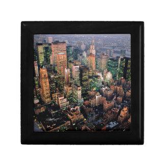 New York City - USA Keepsake Box