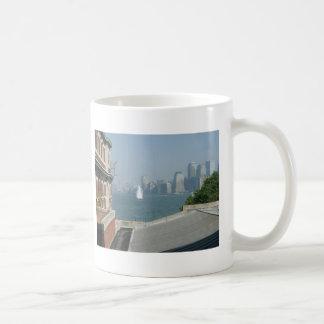 New York City View of the Bay Coffee Mug