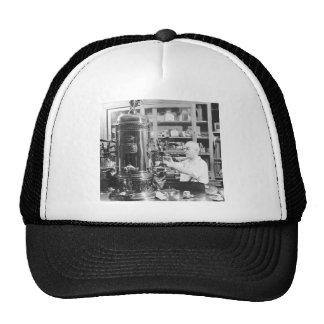 New York City Vintage Italian Espresso Shop Hats