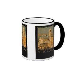 New York City Vintage Mug