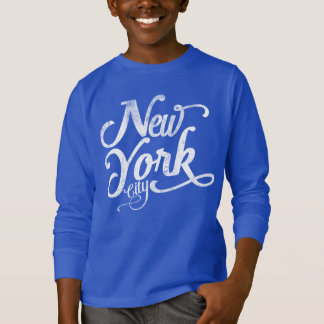 New York City vintage typography T-Shirt
