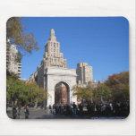 New York City Washington Square mousepad