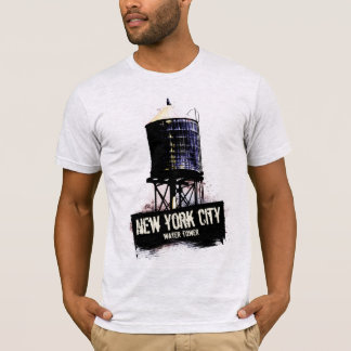 New York City Water Tower Tee