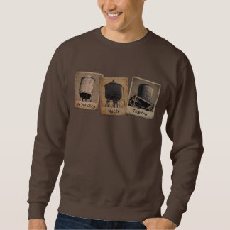 New York City Water Towers Sweatshirt