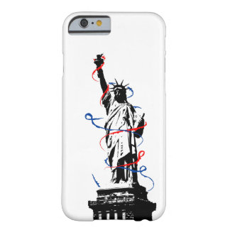 New York City White EDT Barely There iPhone 6 Case