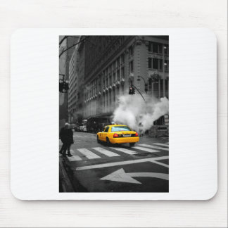 New York City Yellow Cab Mouse Pads