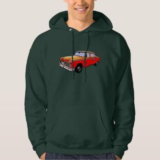 New York City Yellow Taxi Cab Hoodie