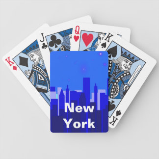New York Cityscape Playing Cards