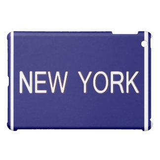 New York Class iPad Case