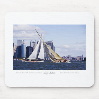 New York Classic Week Sailing Mouse Pad