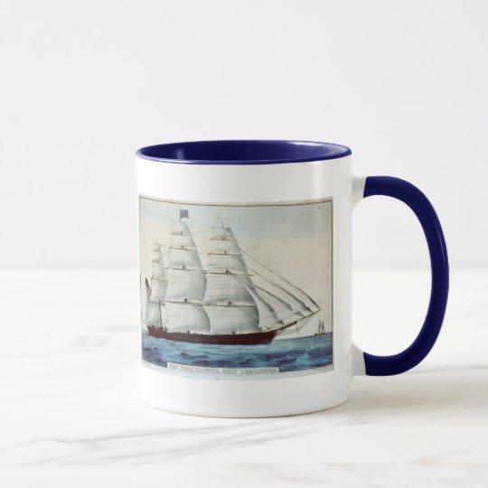 New York clipper ship - Ceramic Mug