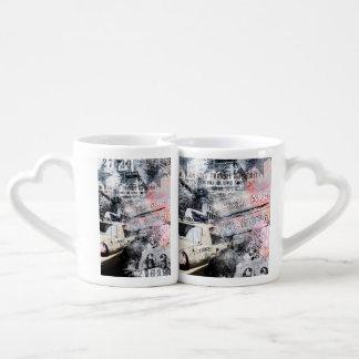 New York Coffee Mug Set