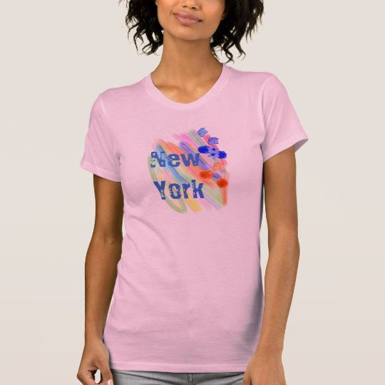 New York colorized T-Shirt