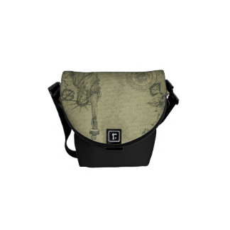 New York Courier Bag
