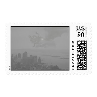 New York Cthulhu Postage