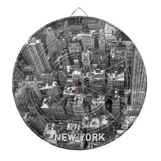 New York Dartboard New York Souvenir Dartboard