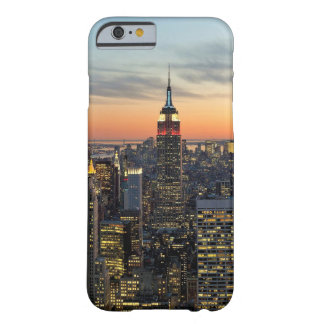 New York dawn skyline Barely There iPhone 6 Case