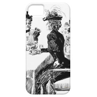 New York Day Noon 1898 iPhone 5 Covers