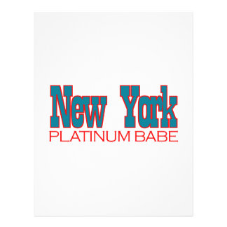 New york  DESIGNS Letterhead