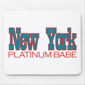 New york  DESIGNS Mouse Pad