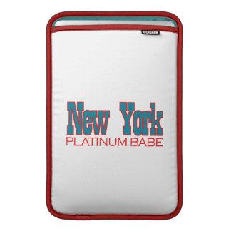 New york  DESIGNS Sleeve For MacBook Air