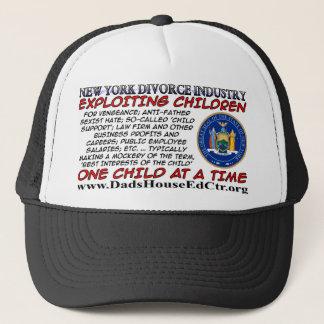 New York Divorce Industry.. Trucker Hat