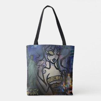 New York Doll Tote Bag
