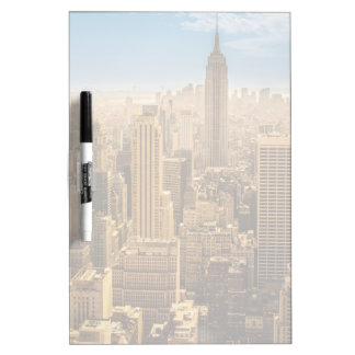 New York Dry-Erase Board