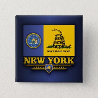 New York (DTOM) Pinback Button