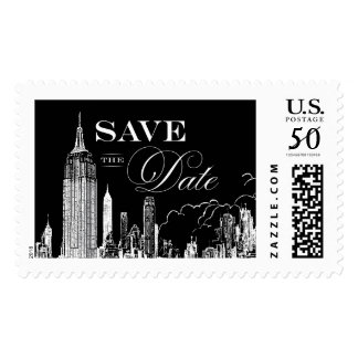 New York Empire Date | Atelier Isabey Stamps