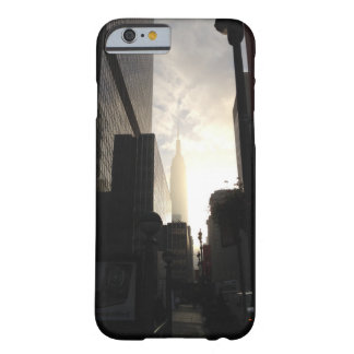 New York Empire State Building sunrise photo Barely There iPhone 6 Case