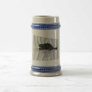 New York Ensign Beer Stein