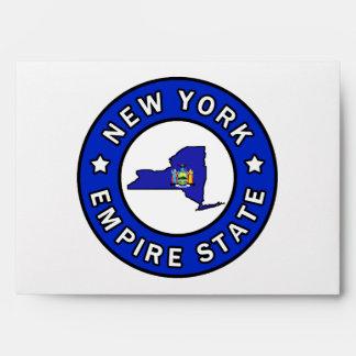 New York Envelope