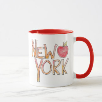 New York everyday mugs