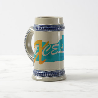 New York eXcelsior Beer Stein