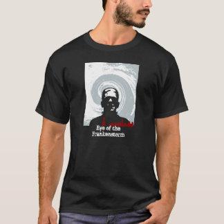 New York - Eye of the Frankenstorm 2012 Hurricane T-Shirt