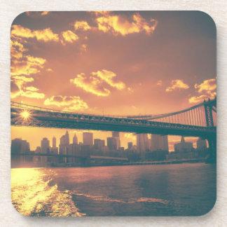 New York Fairy Tale - Beautiful Skyline Coaster