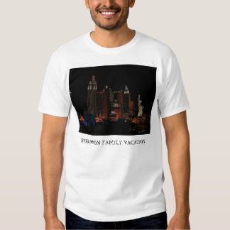 New York Family Vacation Shirt