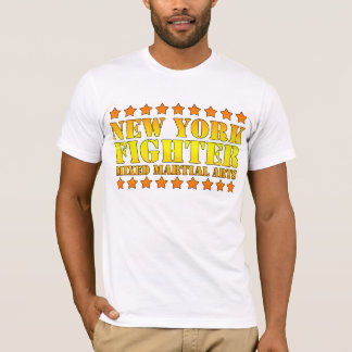 New York Fighter MMA T-shirt
