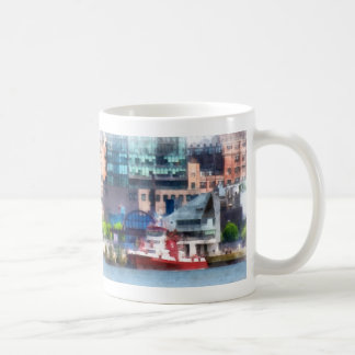 New York Fire Boat Coffee Mug