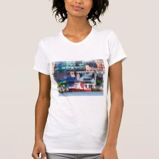 New York Fire Boat Tee Shirt