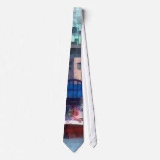 New York Fire Boat Tie