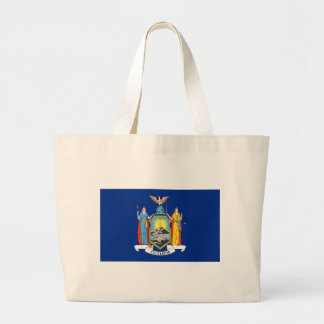 New York Flag Tote Bags