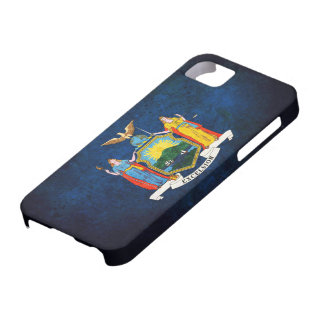 New York Flag iPhone 5 Cover