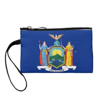 New York Flag Coin Purse