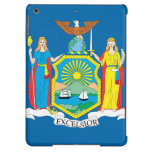 NEW  YORK FLAG COVER FOR iPad AIR
