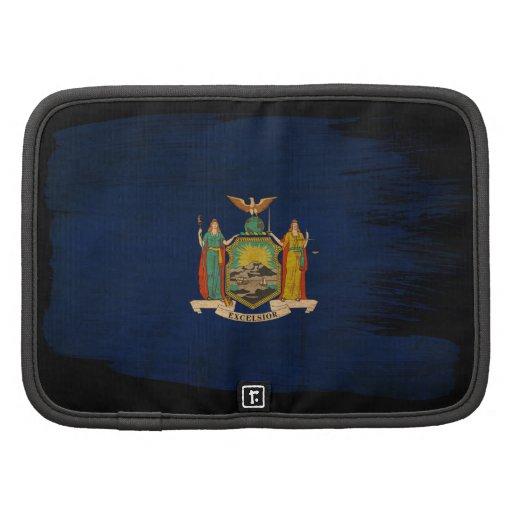 New York Flag Folio Planners