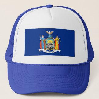 New York Flag Hat